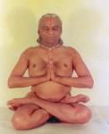 guruji in pose