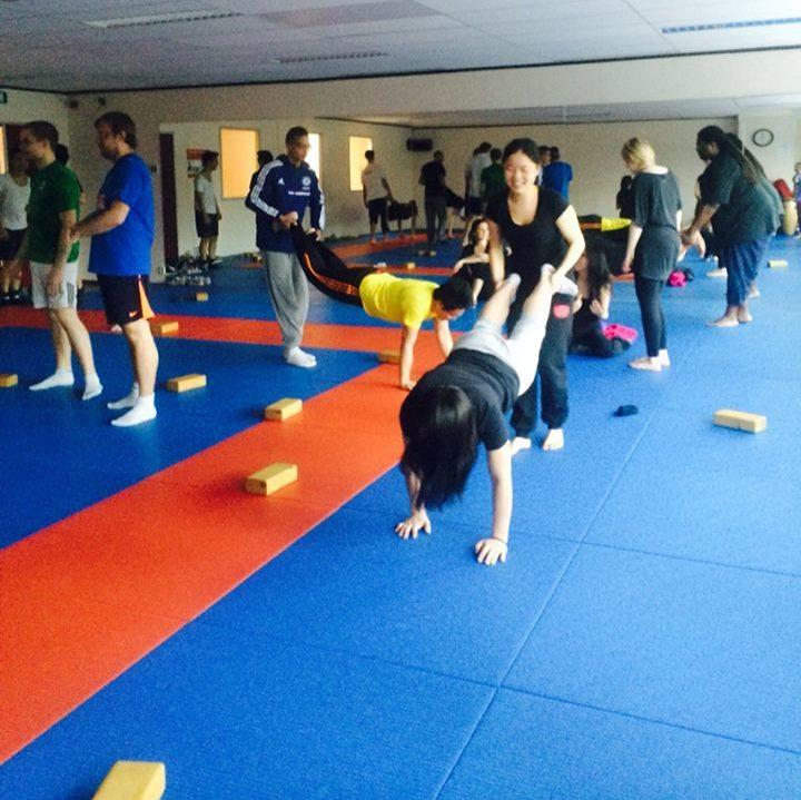 HVA yoga sportles