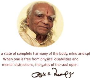 BKS Iyengar quotes