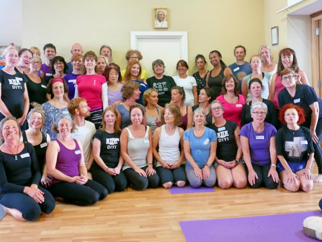 Yoga therapeutics workshops